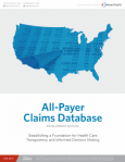 All-Payer Claims Database Development Manual